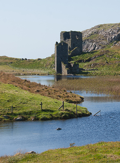 Three_Castle_Head_Dun_Lough